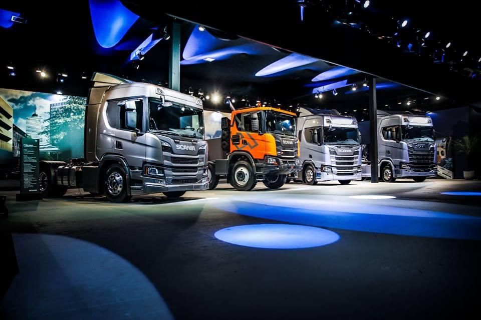 En Scania entendemos tu negocio a la perfección.